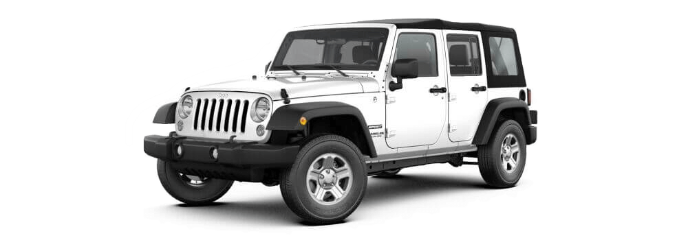 2017 Jeep Wrangler Unlimited.