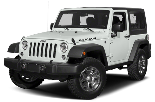 2017 Jeep Wrangler.