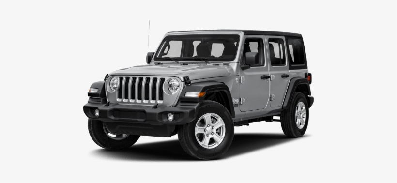 2018 Jeep Wrangler Unlimited.