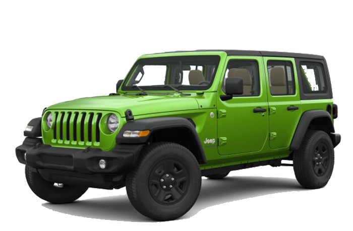 2018 Jeep Wrangler Info.