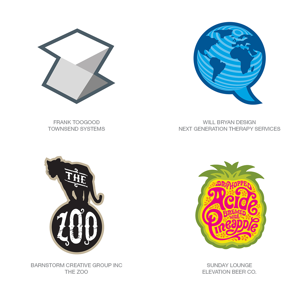 2018 Logo Trends.