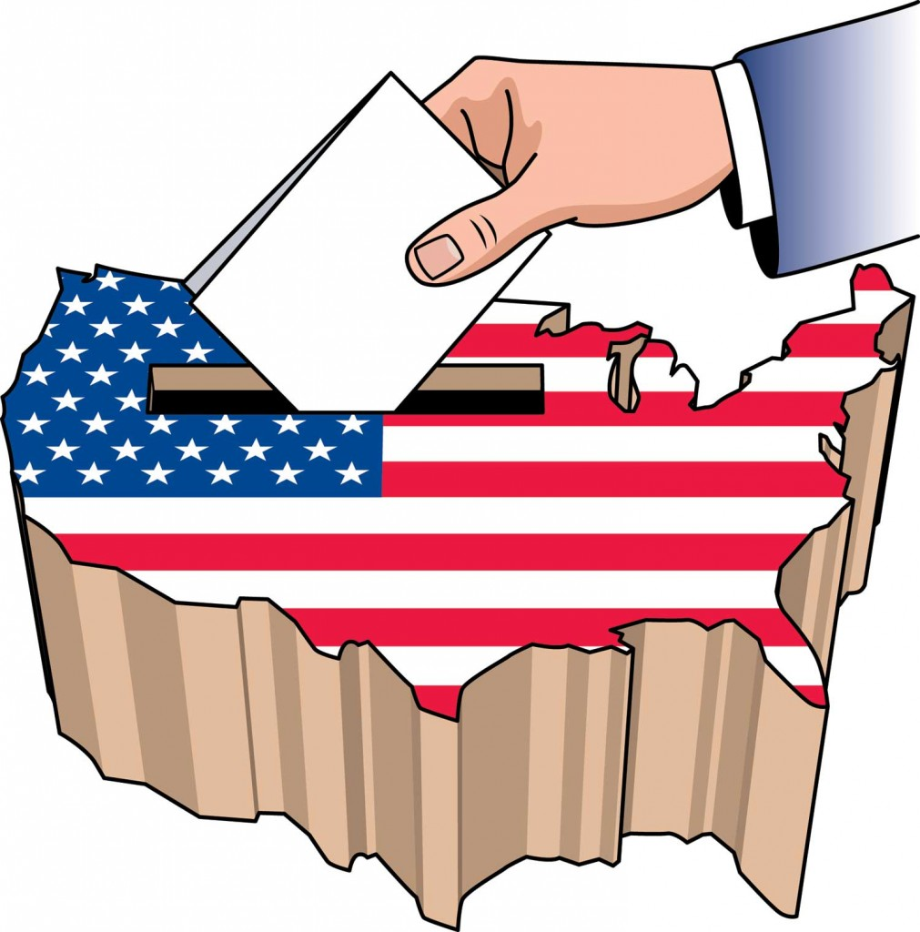 US Midterm Elections.
