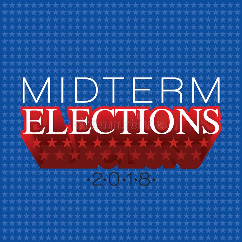Midterm Elections Stock Illustrations.