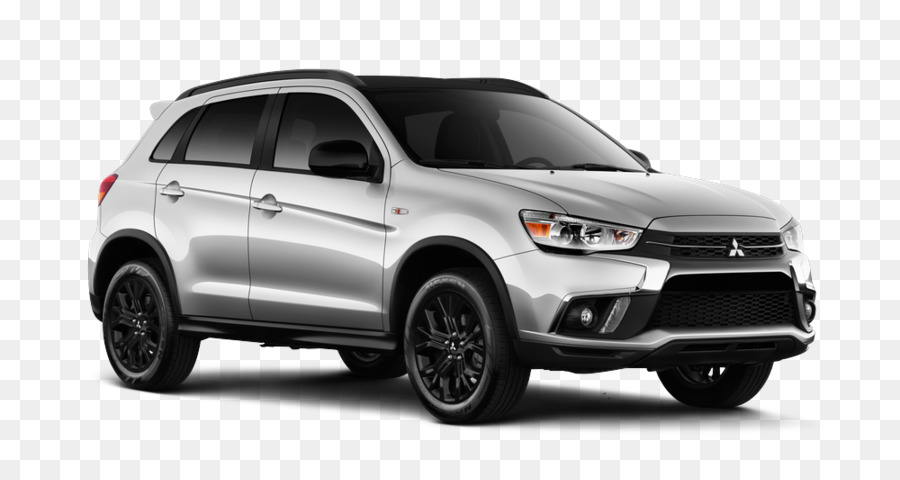 2018 Mitsubishi Outlander Sport Car Sport utility vehicle.