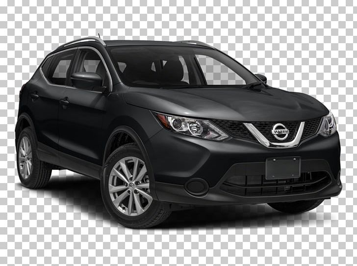 2018 Nissan Rogue Sport SV Sport Utility Vehicle Car PNG.
