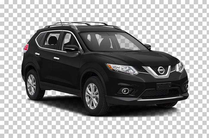2018 Nissan Rogue SV SUV Sport utility vehicle Car Front.