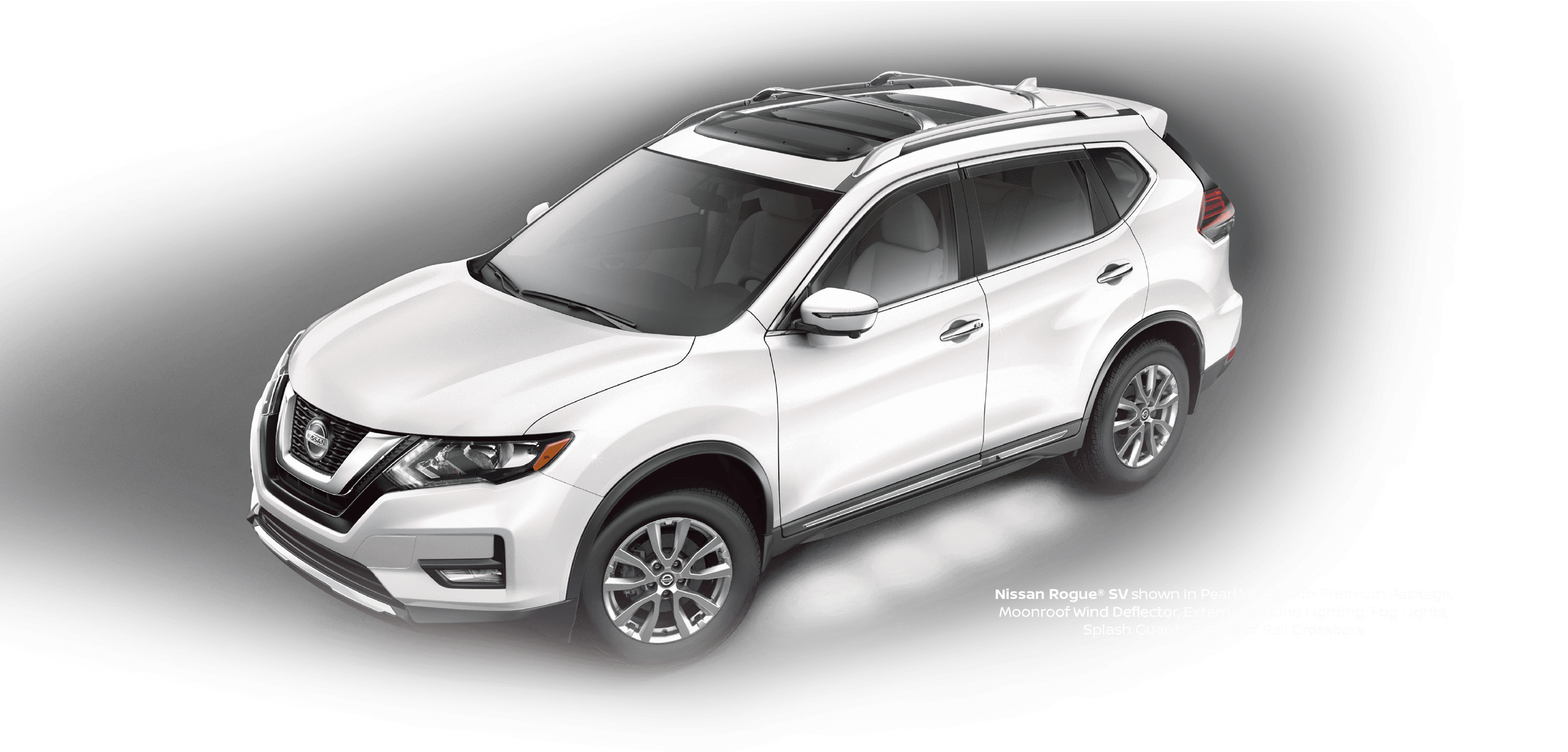 2018 Nissan Rogue Accessories.
