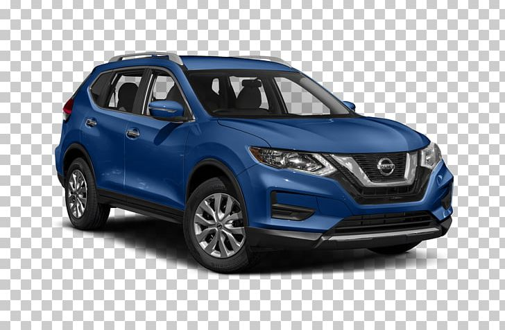 2018 Nissan Rogue S SUV Sport Utility Vehicle Latest PNG.