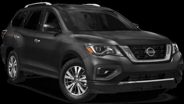 HD New 2019 Nissan Pathfinder S 4wd Vin.