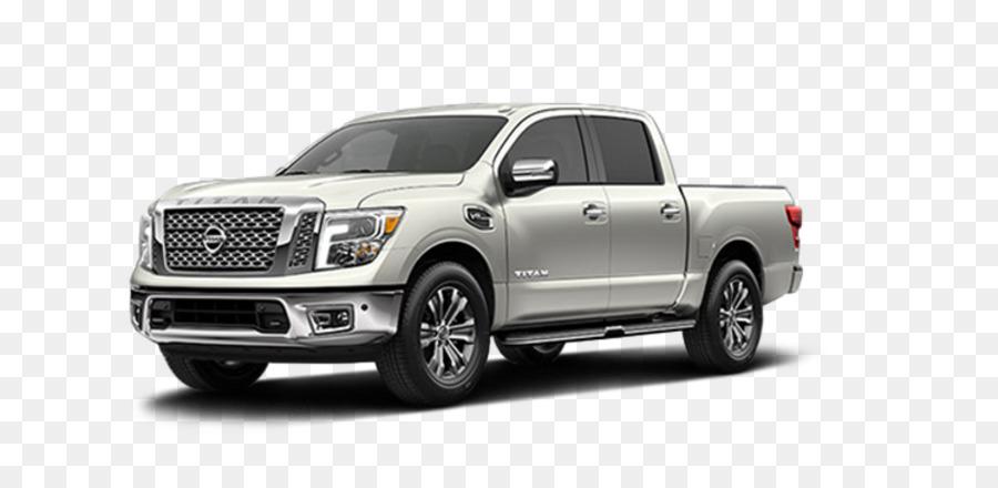 2018 Nissan Titan Xd Car png download.