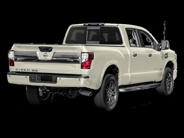 New 2018 Nissan Titan XD Platinum Reserve 4WD.