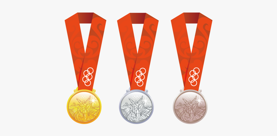 Olympic Medal Clipart.