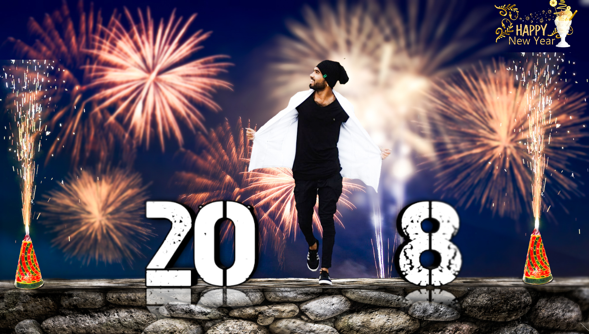 New Year 2018 Editing png.