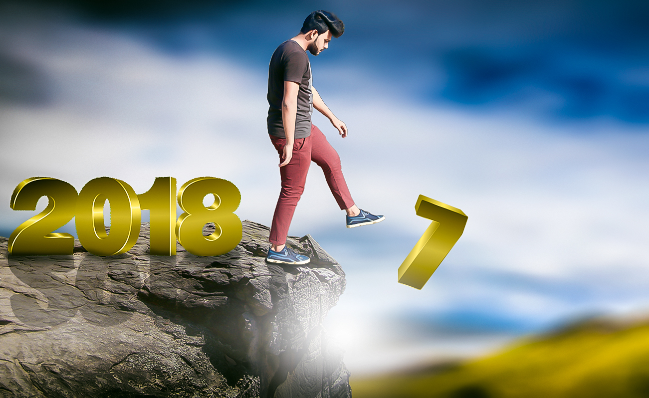 New Year 2018 Editing png 2018 png Happy new year png New year.
