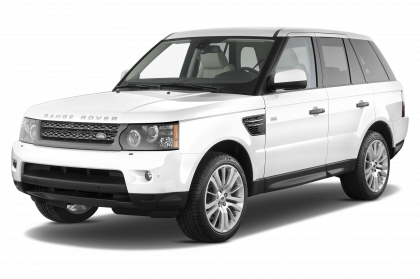 Download Land Rover Range Rover Sport PNG Clipart 420x279.