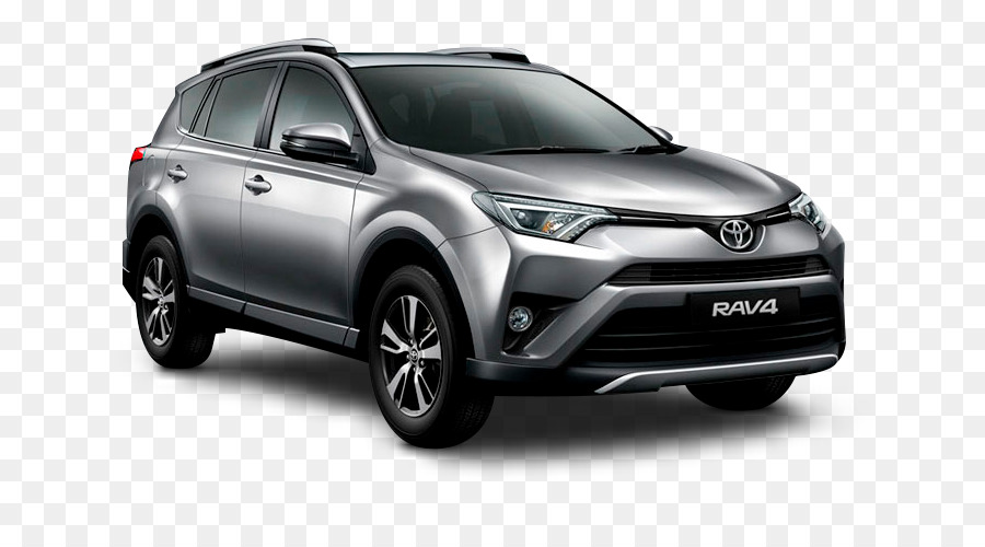 2018 Toyota Rav4 Xle Suv Car png download.
