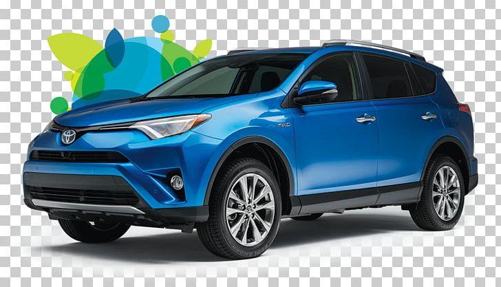 2018 Toyota RAV4 Hybrid 2016 Toyota RAV4 Hybrid Car Compact Sport.