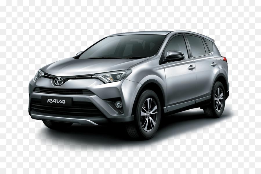 2018 Toyota Rav4 Car png download.