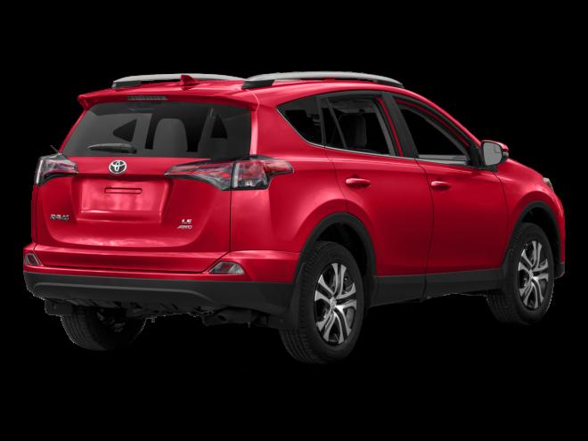 2018 Toyota RAV4 FWD LE.