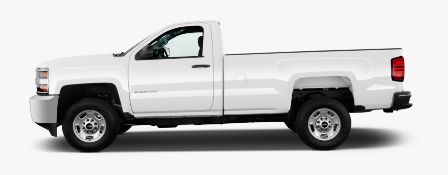 Chevy Drawing Single Cab.