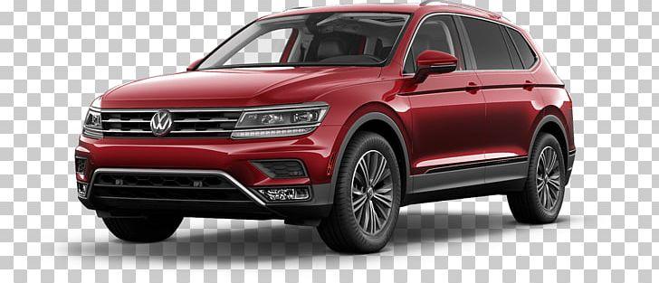 2018 Volkswagen Tiguan Car Sport Utility Vehicle Volkswagen.