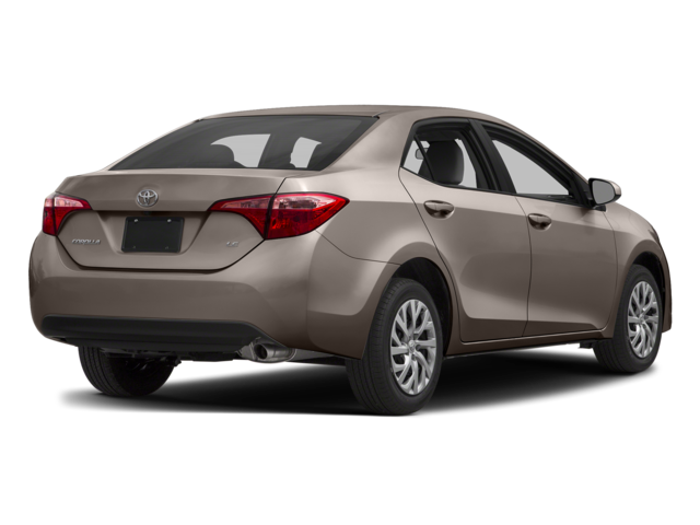 New 2018 Toyota Corolla LE Eco w/Package 1 FWD 4dr Car.