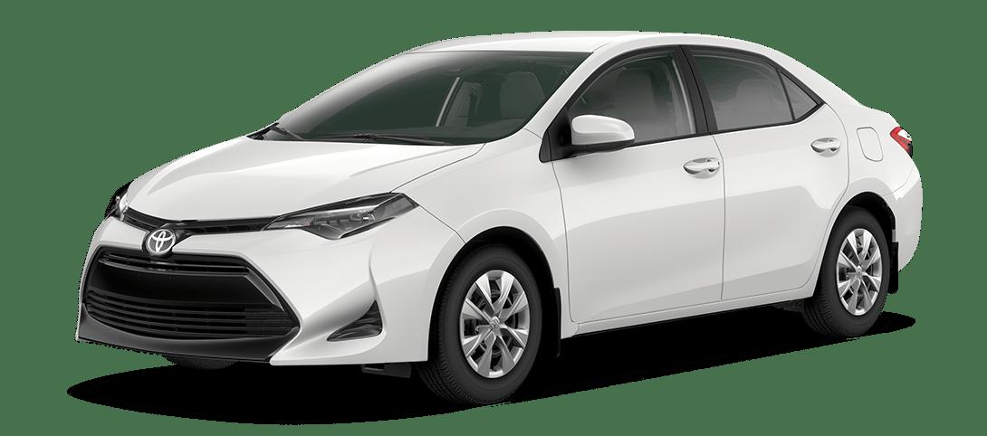 2018 Toyota Corolla.