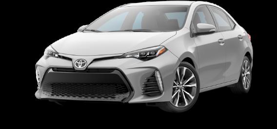 HD 2018 Toyota Corolla Classic Silver Metallic.