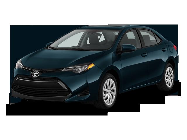 Used 2018 Toyota Corolla LE.