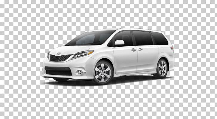 2018 Toyota Sienna LE Minivan Dodge Caravan PNG, Clipart.