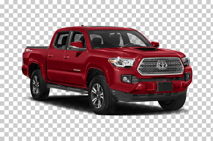 2018 Toyota Tacoma TRD Sport Pickup truck latest V6 engine.