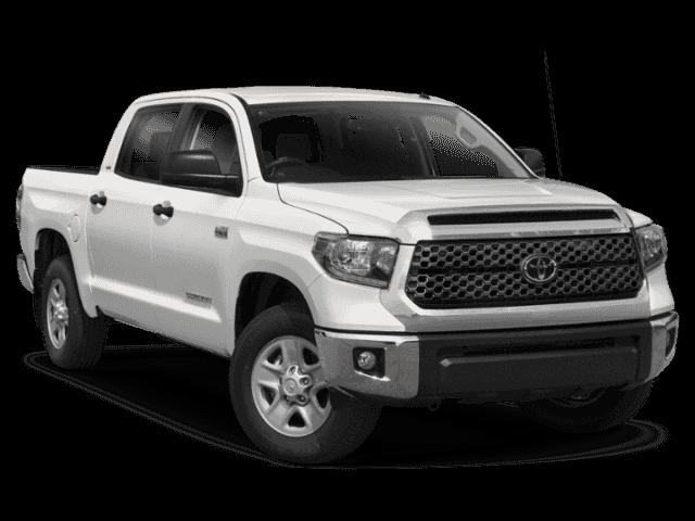 New 2018 Toyota Tundra SR5 4D CrewMax.
