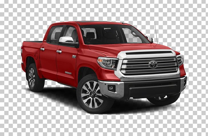 2018 Toyota Tundra Limited CrewMax Car Pickup Truck 2018 Toyota.