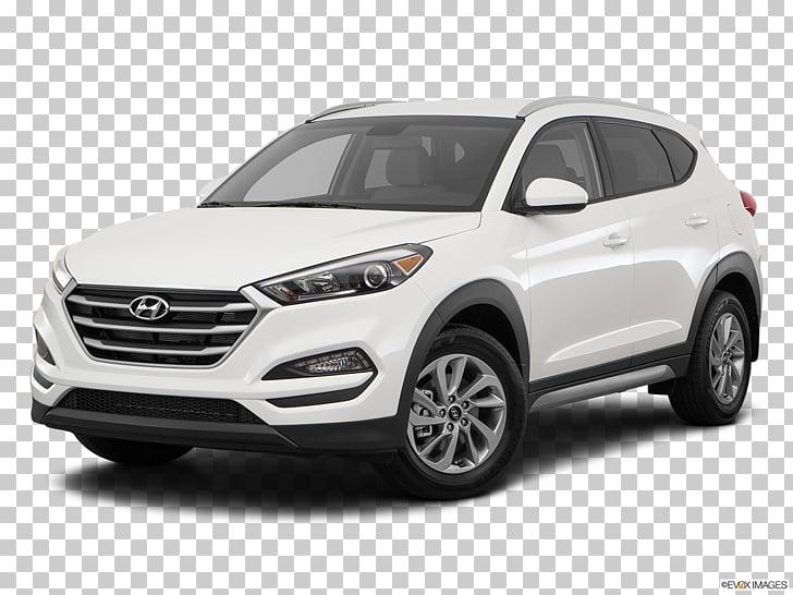 2018 Hyundai Tucson Car Compact sport utility vehicle.