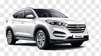 2018 Hyundai Tucson Value cutout PNG & clipart images.