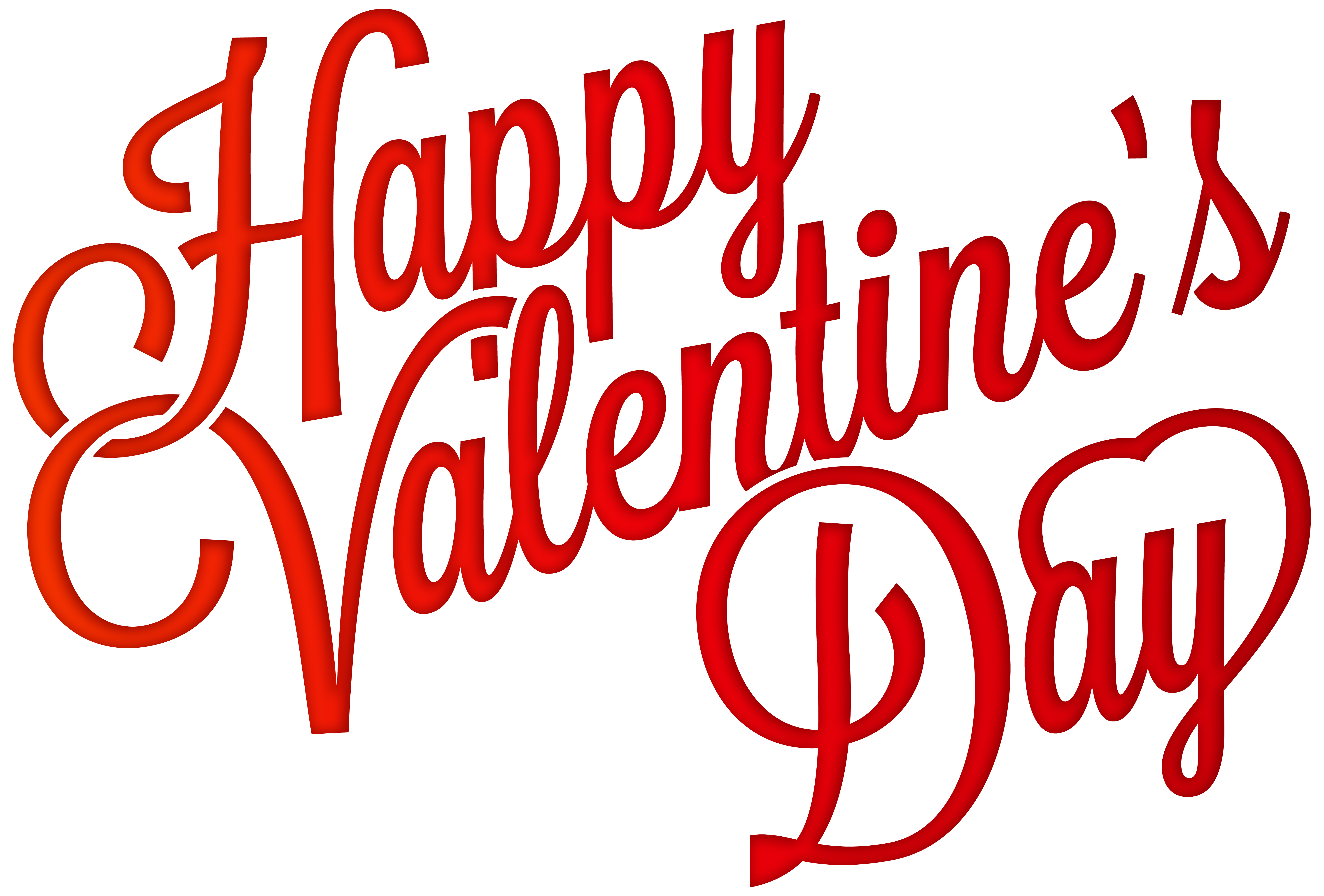Download Happy Valentines Day PNG File.