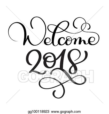 Welcome 2018 clipart 3 » Clipart Station.