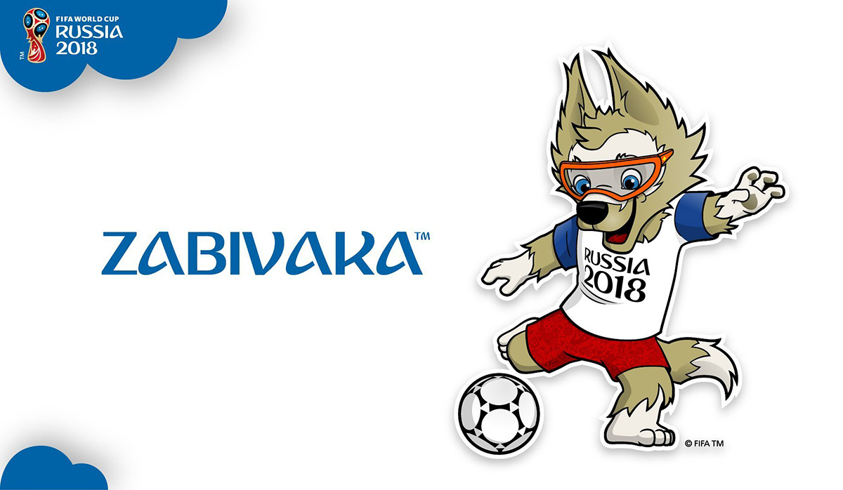 World Cup 2018 in Russia.