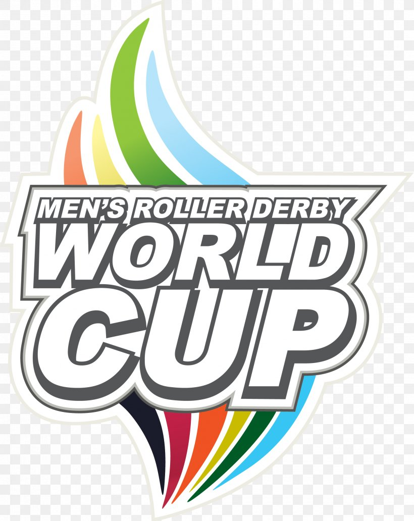 2018 World Cup Men\'s Roller Derby World Cup Logo 0, PNG.