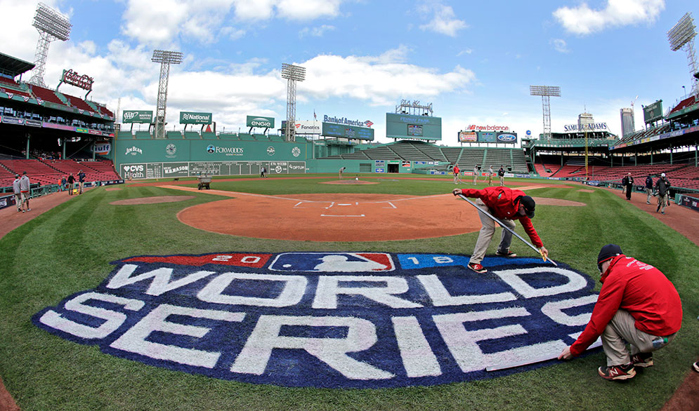 9 Facts About the Red Sox in the 2018 World Series.