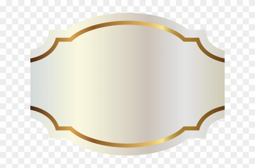 Gold Clipart Banner.