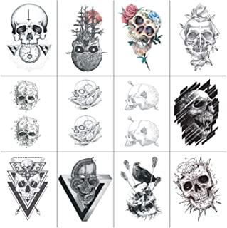 Best Tattoo Arm Skull of 2019.