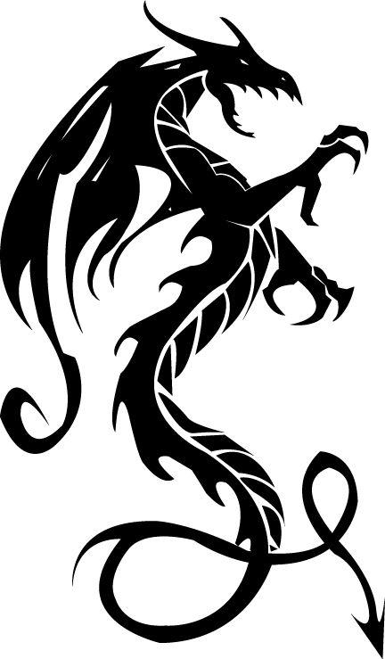 Dragon Tattoo Images & Designs.