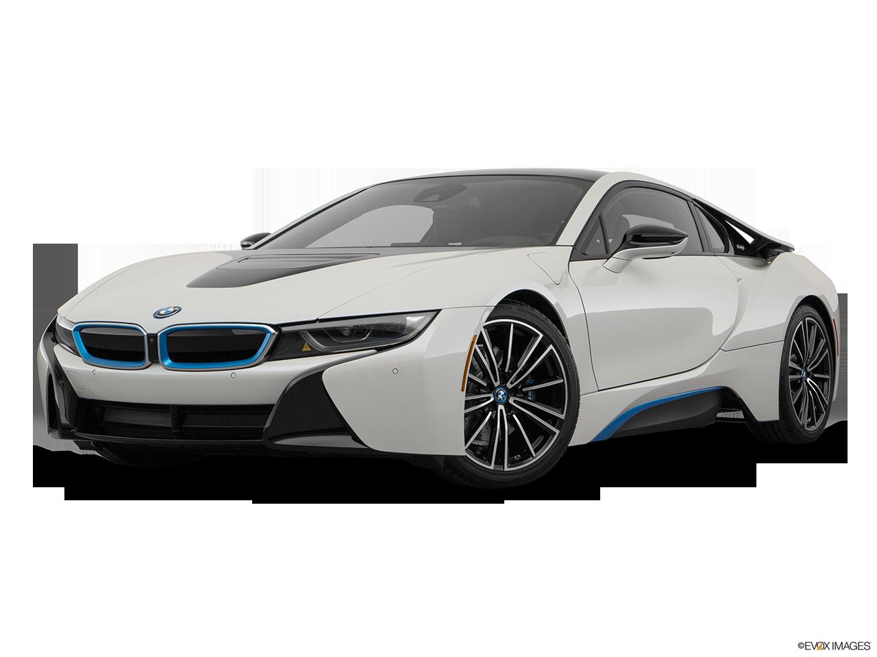 2019 BMW i8.
