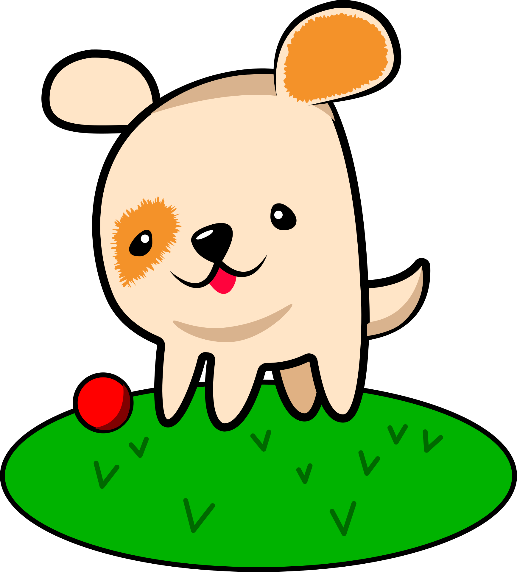 Dog clipart cny, Dog cny Transparent FREE for download on.