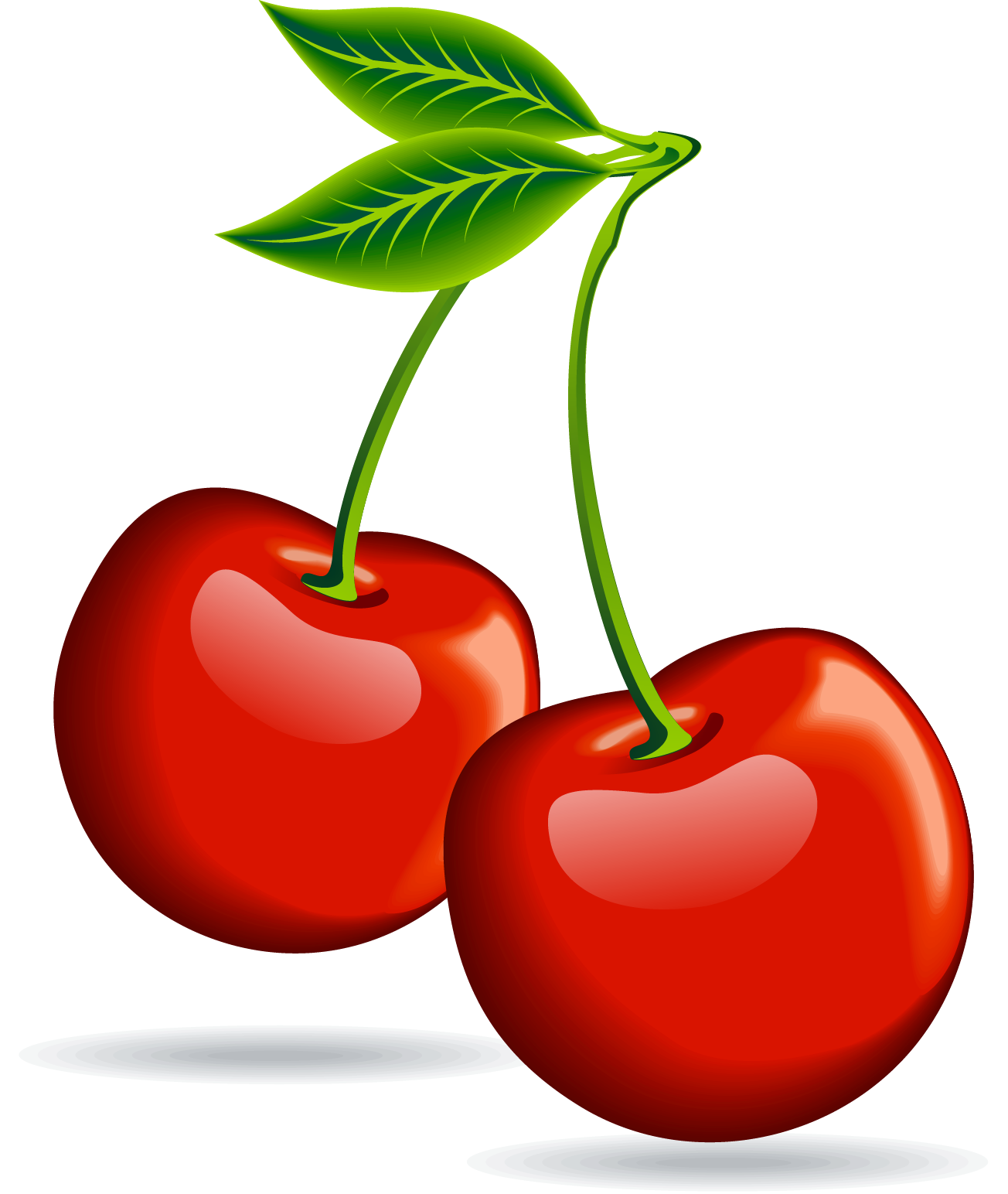 Cherry clipart transparent background, Cherry transparent.