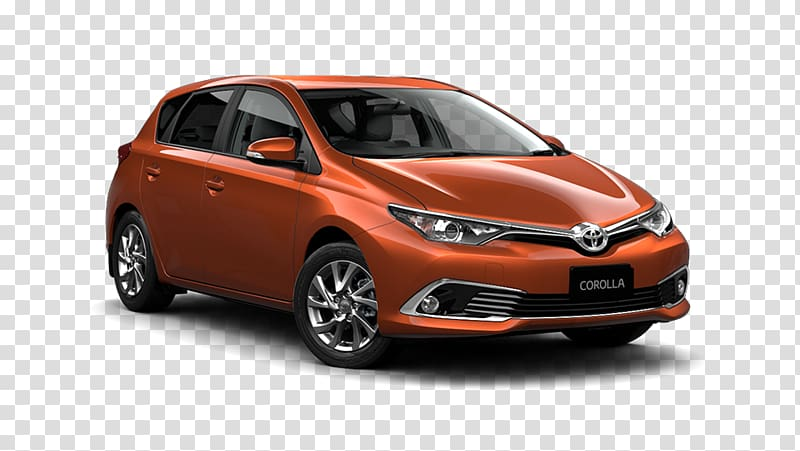 2018 Toyota Corolla Compact car Continuously Variable.