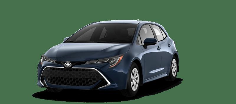 Toyota Corolla Hatchback in Winnipeg, MB.