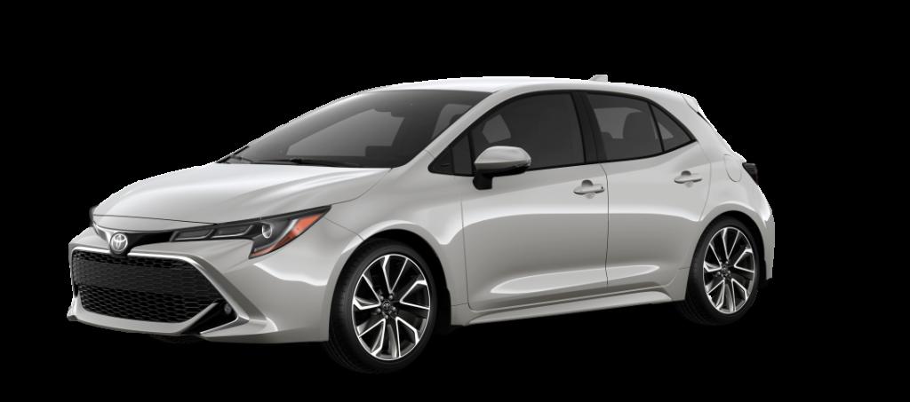 2019 Toyota Corolla Hatchback.