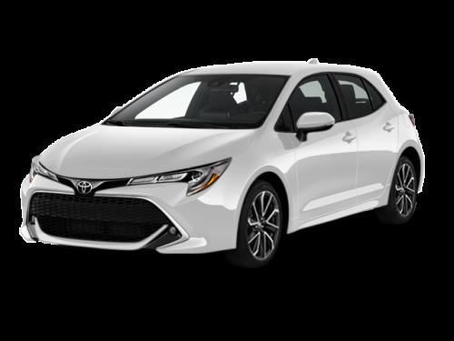 New 2019 Toyota Corolla Hatchback XSE 5D Hatchback FWD.